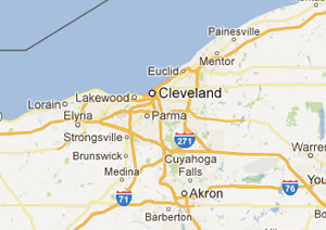 West Cleveland Real Estate Map Search